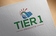 Tier 1 Products Logo - Entry #289