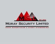 Moray security limited Logo - Entry #298
