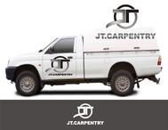 J.T. Carpentry Logo - Entry #44