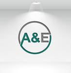 A & E Logo - Entry #178
