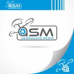 Aeroscape Media Logo - Entry #62