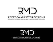 Rebecca Munster Designs (RMD) Logo - Entry #11