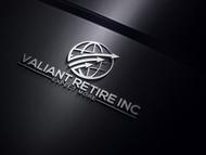 Valiant Retire Inc. Logo - Entry #100