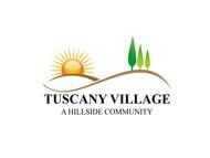 Tuscany Village Logo - Entry #105