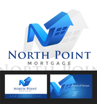 NORTHPOINT MORTGAGE Logo - Entry #63