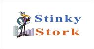 Stinky Stork Logo - Entry #57
