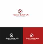 Secure. Digital. Life Logo - Entry #108