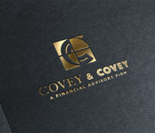 Covey & Covey A Financial Advisory Firm Logo - Entry #53