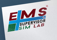 EMS Supervisor Sim Lab Logo - Entry #27