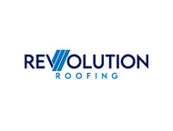 Revolution Roofing Logo - Entry #329