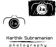 Karthik Subramanian Photography Logo - Entry #147