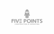 Five Points Construction & Expediting Logo - Entry #11