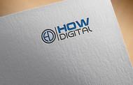 How Digital Logo - Entry #46