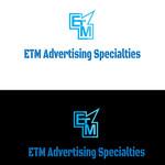 ETM Advertising Specialties Logo - Entry #49