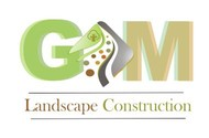 GM Landscape Construction Logo - Entry #41