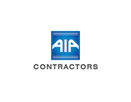 AIA CONTRACTORS Logo - Entry #49