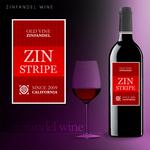 Zin Stripe Logo - Entry #15