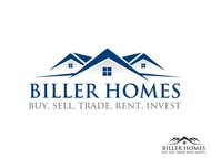 Biller Homes Logo - Entry #170