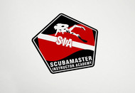 ScubaMaster Instructor Academy Logo - Entry #28