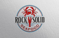 Rock Solid Seafood Logo - Entry #109
