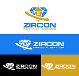 Zircon Financial Services Logo - Entry #228