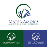 Mater Amoris Montessori School Logo - Entry #556