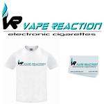 Vape Reaction Logo - Entry #106