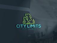 City Limits Vet Clinic Logo - Entry #33