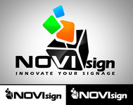 NoviSign Logo - Entry #44