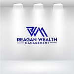 Reagan Wealth Management Logo - Entry #840