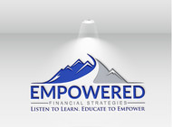 Empowered Financial Strategies Logo - Entry #358