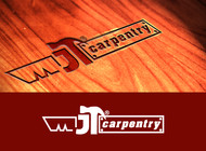 J.T. Carpentry Logo - Entry #108