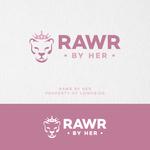 Rawr by Her Logo - Entry #172