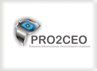 PRO2CEO Personal/Professional Development Company  Logo - Entry #30