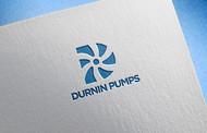 Durnin Pumps Logo - Entry #180