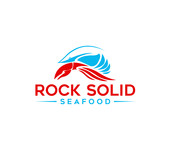 Rock Solid Seafood Logo - Entry #90
