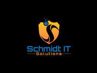 Schmidt IT Solutions Logo - Entry #185