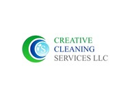 CREATIVE CLEANING SERVICES LLC Logo - Entry #40