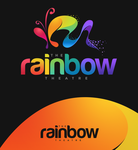 The Rainbow Theatre Logo - Entry #66