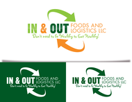 In & Out Foods and Logistics LLC Logo - Entry #20