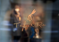 Taylor N Rose Logo - Entry #23