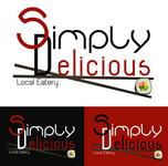 Simply Delicious Logo - Entry #21