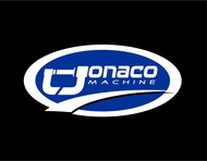 Jonaco or Jonaco Machine Logo - Entry #214