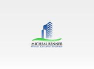 Michael Benner, Real Estate Broker Logo - Entry #1