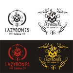 Lazybones Hot Sauce Co Logo - Entry #95