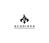 Acadiana Fire Extinguisher Sales and Service Logo - Entry #256