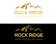 Rock Ridge Wealth Logo - Entry #188