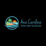 Ana Carolina Fine Art Gallery Logo - Entry #71