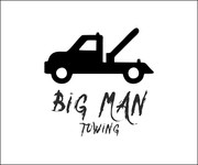 Big Man Towing Logo - Entry #74