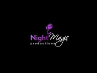 Night Magic Productions Logo - Entry #38